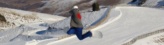 Colin Davies Physiotherapy Snowboarder image - McKenzie Method - Vancouver, BC